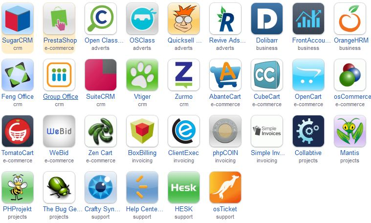 Apps for e-Commerce and Business